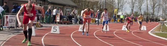 Competitie atletiek 2017